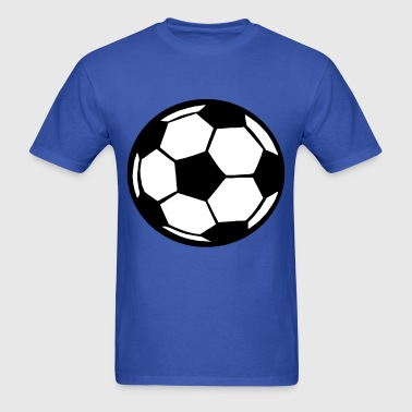 Soccer Ball Champion Sports  - Men's T-Shirt