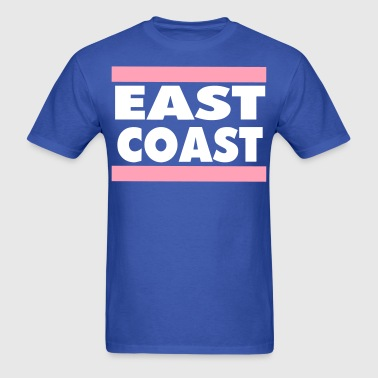 EAST COAST - Men's T-Shirt