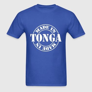 made_in_tonga_m1 - Men's T-Shirt
