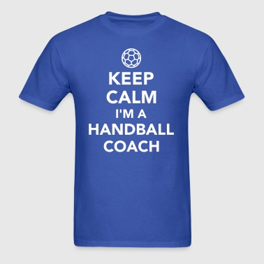 Handball coach - Men's T-Shirt