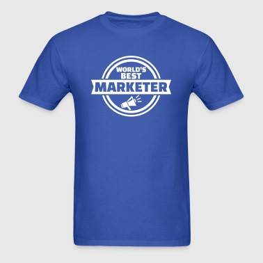 Marketer - Men's T-Shirt