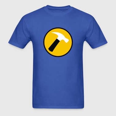 Captain Hammer Costume  - Men's T-Shirt