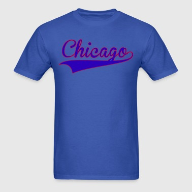 Chicago Baseball Jersey Sweatshirt - Men's T-Shirt