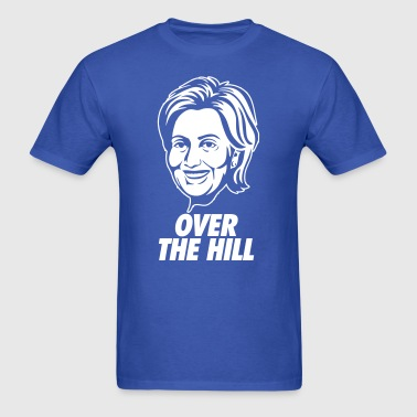 Over the Hill - Men's T-Shirt