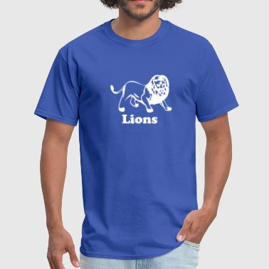 lions sport team - Men's T-Shirt