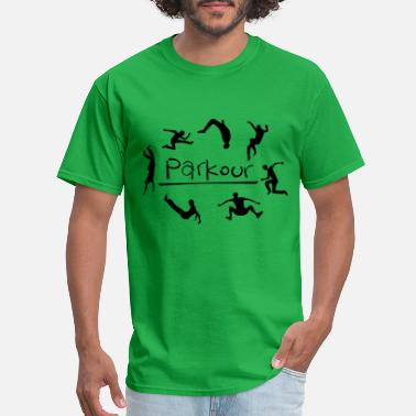 Parkour ultimate parkour - Men's T-Shirt