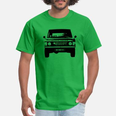 Range classic British Off Roader - Men's T-Shirt