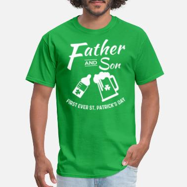 1b1affd1 Matching Father Son Father And Son Matching St Patricks Clothes - Men's
