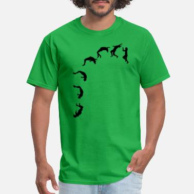 Cliff Jumping Cliff Jumper - Men's T-Shirt