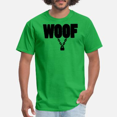 Lock Chain Pup Play Puppy Play - Men's T-Shirt