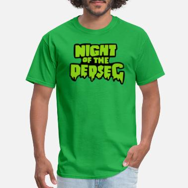 Watch Dogs 2 Night of the DedSec - Men's T-Shirt