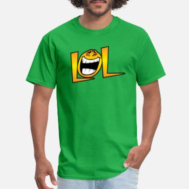 Tsmac LOL - Men's T-Shirt