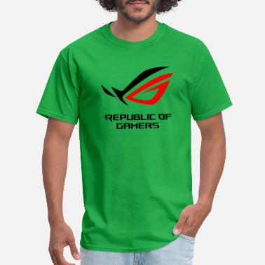 Gamers Republic Of Gamers - Men's T-Shirt