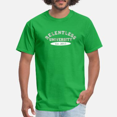 Ivy League Relentless University(Ivy League) - Men's T-Shirt