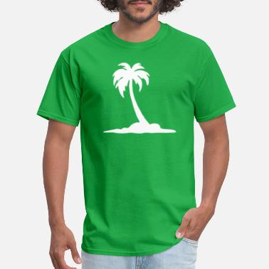 Palm Tree Palm Tree T Shirt - Men's T-Shirt