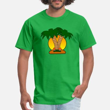 Island Boy island - Men's T-Shirt