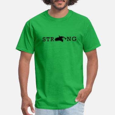 Be Strong STRONG - Men's T-Shirt