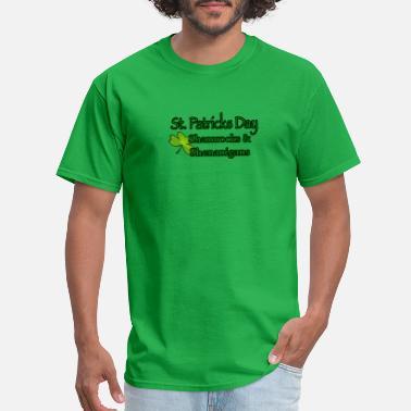 804144ae4 Shop Shamrock Shenanigans T-Shirts online | Spreadshirt