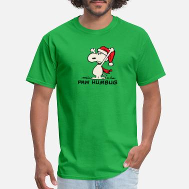 Trademark Paw humbug christmas - Men's T-Shirt
