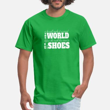 Bambino Shoes - Men's T-Shirt