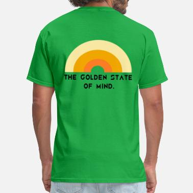 Golden State The Golden State of Mind - Men's T-Shirt