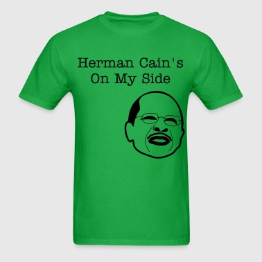 Herman Cain - Men's T-Shirt