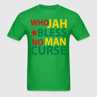 whojahbless - Men's T-Shirt