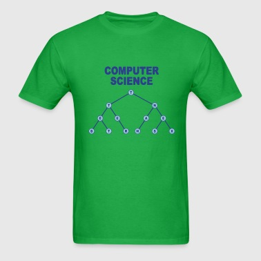 Binary Search Tree - Men's T-Shirt