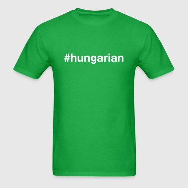 HUNGARIAN - Men's T-Shirt