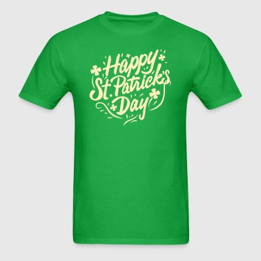Happy St Patricks Day 2 - Men's T-Shirt