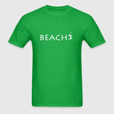 beachvolleyball beach Volleyball  - Men's T-Shirt