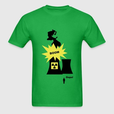 Nuclear Energy - Men's T-Shirt