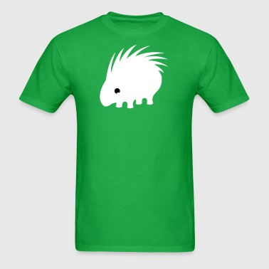 porcupine - Men's T-Shirt