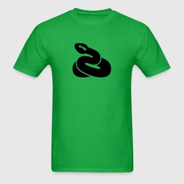 Anaconda Snake - Men's T-Shirt
