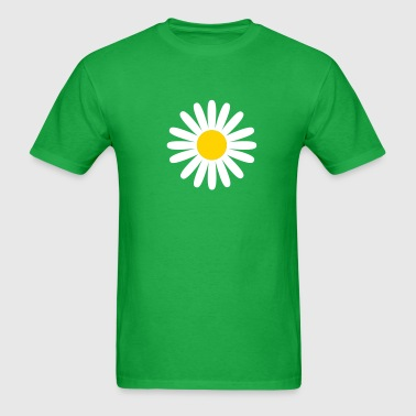 Daisy flower - Men's T-Shirt