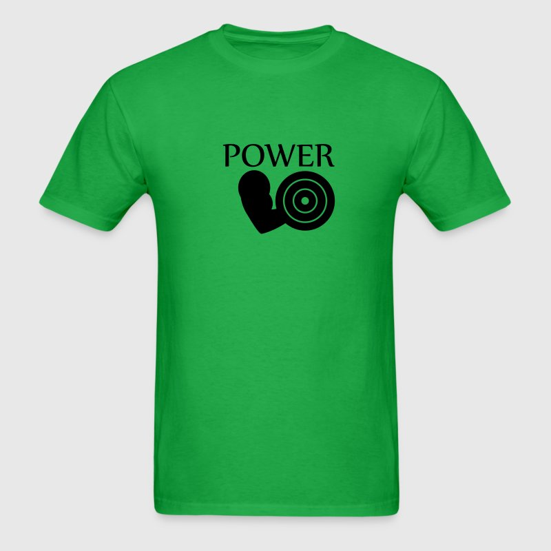 Power - Bodybuilding - Men's T-Shirt
