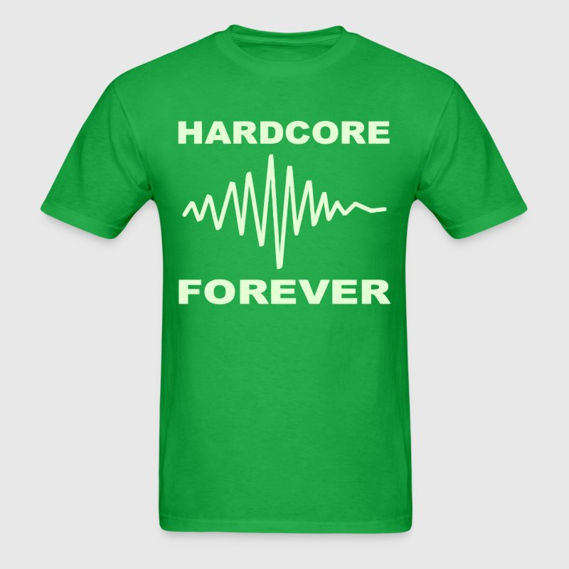 Hardcore Forever - Men's T-Shirt