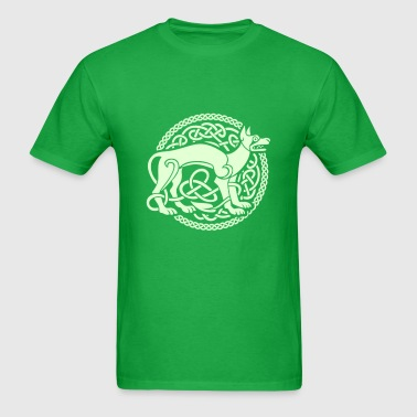 Celtic Ornament - Men's T-Shirt