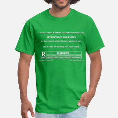 Green Screen Film Trailer Green Screen - Men's T-Shirt