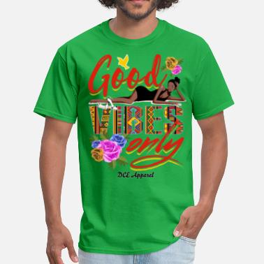 Positive Vibes Apparel Good Vibes Only - Men's T-Shirt