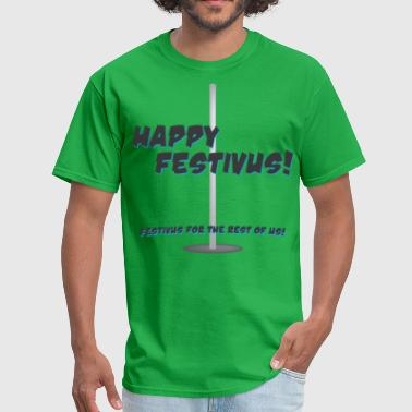 happy_festivus - Men's T-Shirt