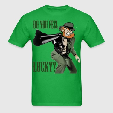 Do You Feel Lucky? - Men's T-Shirt