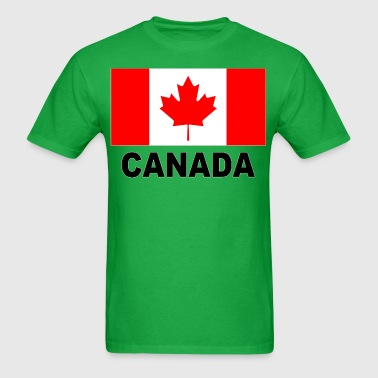 Canada flag - Men's T-Shirt