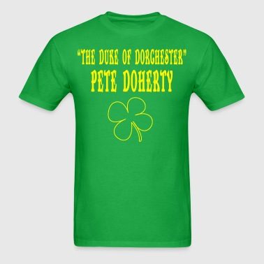 The Duke of Dorchester Pete Doherty - Men's T-Shirt