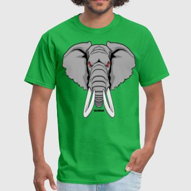 MIGHTY TUSK - Men's T-Shirt