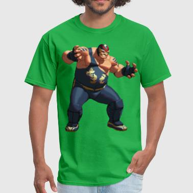 Terry Bogard Big Bear - Men's T-Shirt