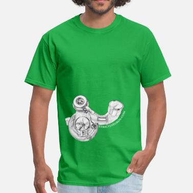 Turbocharged Turbocharger - Men's T-Shirt