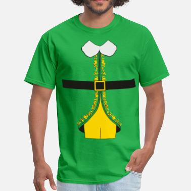 Buddy The Elf Elf T-shirt - Men's T-Shirt