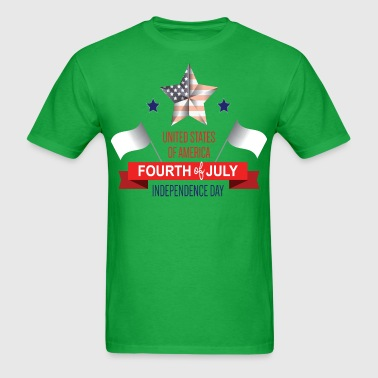 July Fourth - Men's T-Shirt