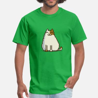 Pixel Friday Cat №15 - Men's T-Shirt